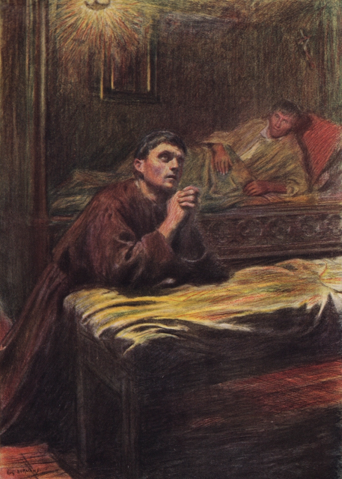 conversion of Friar Bernard